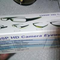 NEW spy cam kacamata 1080HD - resolusi tinggi 1920 x 1080 - win7 - 5MP