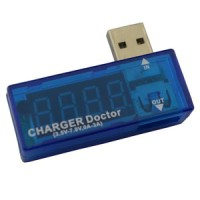 Powerbank Tester / Diagnostic Charger Doctor Anmeter Voltmeter Usb
