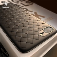 Baseus Creative Grid Silicone Case i phone 7+/8+ ip7+/8+