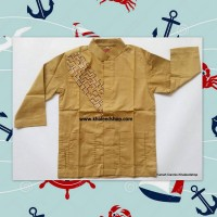 Baju Koko Anak DANNIS KA04PJ Size 4