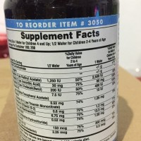 PREVIT MULTIVITAMIN MINERAL 100Tab Ba obat / suplemen nutrisi original