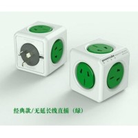 Stop Kontak Allocacoc Power Cube Wireless 2500W 5 Plug