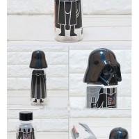 Botol Minum Figure Starwars Darth Vader ORI KOREA