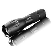 Paket Senter Taffware E17/Model Ultrafire LED Cree XM-L T6 2000 Lumen