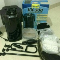 aquarium filter canister tetra vx 300 external filter a Murah