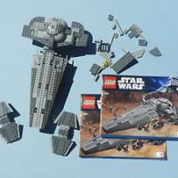 Genuine Lego Star Wars Darth Maul's Sith Infiltrator 7961 - ALMOST Com