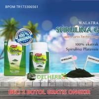 Obat / vitamin Penambah Darah / Anemia Walatra Spirulina G