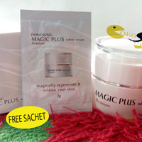 Magic Plus White Cream Premium 100% Original Lejel Home Shopping