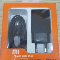 Charger Xiaomi 2A Original 100% + Kabel ORI Redmi Note 1 2 3 Mi4