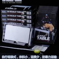 Pattiz Toys Metal Table u/ TBLeague Phicen Hot Toys 1/6