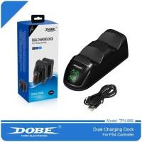 Harga dobe led indicator mini usb dual charging station dock ps4 | Hargalu.com