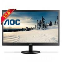 "LED 16"" AOC E1670SW 16in 16inch 15.6in Screen TV Monitor LCD 15.6 inch"
