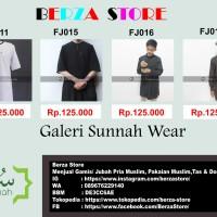 Galeri Sunnah Wear - Gamis / Jubah Pria Muslim (Lengan Pendek)