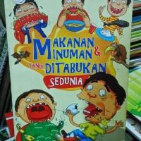 Harga makanan dan minuman yang ditabukan sedunia sabrina | WIKIPRICE INDONESIA