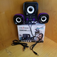 Advance Duo 300 Multimedia Speaker
