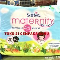 Softex Maternity isi 20 Pembalut Wanita Bersalin Hamil Nifas Maternity