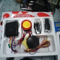 Alarm Motor Remote Panom Waterproff