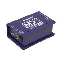 Direct Box Samson SAMD1PRO Passive Pro Mono MD1Pro MD1 Pro