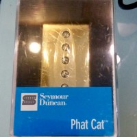 Seymour Duncan Phat Cat Gold