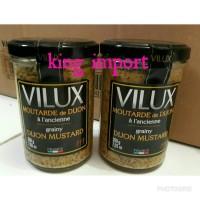 Vilux Dijon Mustard 200gr