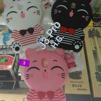 Soft Case Boneka Hp Samsung J3 Pro Casing Samsung J3 pro Jelly Case
