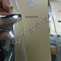 BACK DOOR SAMSUNG GALAXY A9 PRO - TUTUP CASING BELAKANG ORIGINAL.