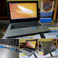 laptop seken SAMSUNG QX441SERIES DUAL VGA NVIDIA OPTIMUS gt 520 TOTAL