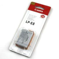 BATERAI CAMERA CANON LP -E8 BUAT CANON EOS 550D/600D/650D/700D