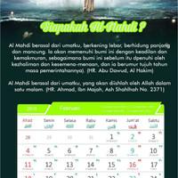 Kalender Dinding 2018 Masehi/ 1439 Hijriyyah Fitnah Akhir Zaman
