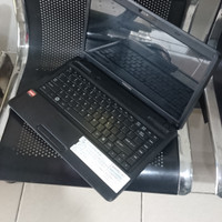 notebook laptop Toshiba gaming c640d normal murah harga 1jutaan bagus