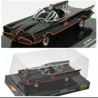 Jual miniatur diecast Batman mobil Bat mobile 1:24 Hotwheels Murah