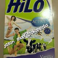 Harga Susu Hilo Active Travelbon.com