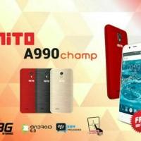 HP ANDROID MURAH MIRIP SAMSUNG, HANDPHONE MITO A990 CHAMP RESMI