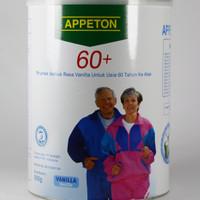 Appeton 60+ (susu lansia) 900 gram