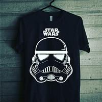 T-shirt / Kaos BIG SIZE BERKUALITAS XXXL-XXXXL STAR WARS & SW COFFEE