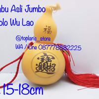 Labu Asli Holo Wu Lou Fengshui Jumbo