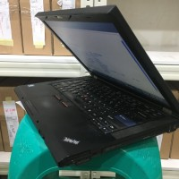 laptop bekas lenovo thinkpad t410 core i3 hdd 320gb ram 4gb murah