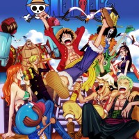 Kaset DVD ANIME One Piece Complete Sub Indo + MOVIE For Laptop or PC