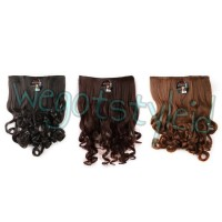 hot deal Hairclip Big Layer Sosis Keriting Gantung Hair Clip Korea