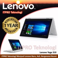 Lenovo Yoga 310-11IAP White - Intel N3350,4GB,1TB,11.6