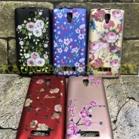 Softshell Flower Lenovo A2010 Silicon SoftCase Cover Case Motif TPU