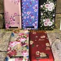 Softshell Flower Lenovo Vibe C A2020 Silicon SoftCase Cover Case TPU