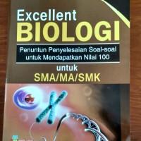 BUKU EXCELLENT BIOLOGI UNTUK SMA/BUKU SOAL BIOLOGI SMA