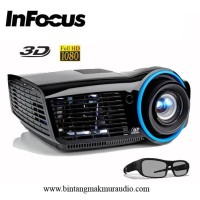 Infocus IN8606 Cinemascoop 3D/Full-Hd1080p Projector