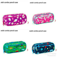 SMIGGLE SWISH COMBO PENCIL CASE - TEMPAT PENSIL SMIGGLE
