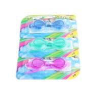 Bestway Inflate High Style Goggles Girls / Kacamata Renang Anak 21002