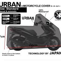COVER MOTOR URBAN HONDA, YAMAHA, VESPA, BEBEK