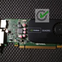 Nvidia Quadro 600 - utk PC Mini / SFF / Slim - VGA Workstation 1 GB