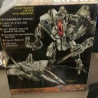 TRANSFORMERS LEADER CLASS HFTD STARSCREAM ROTF LC RARE ORI HASBRO BIB