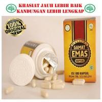 Obat Mencret/Obat BAB/Obat Diare Herbal Gamat Kapsul